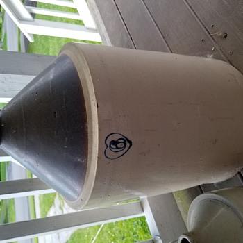two stoneware jugs  - Pottery