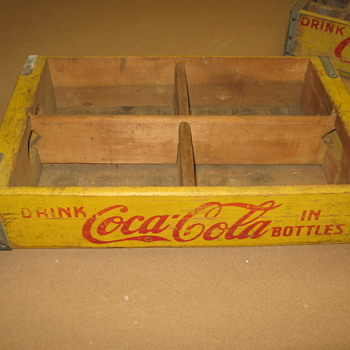 Coca-Cola cases - Coca-Cola