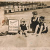 Fun at the Beach, circa 1927