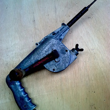 Two mechanical hammer drills. - Tools and Hardware