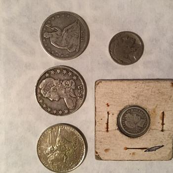 U.S.A. Coins - US Coins
