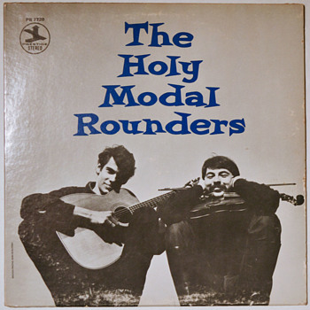 Difficult Listening 29 - The Holy Modal Rounders - Records