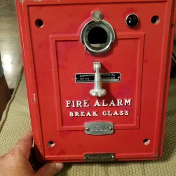 Don't be Alarmed! - Firefighting