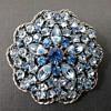 Weiss brooch & earrings set