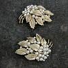Trifari Pearl Pins - Gems of the Sea
