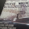 "Commemorative Canadian Stamps "" The Halifax Explosion"""