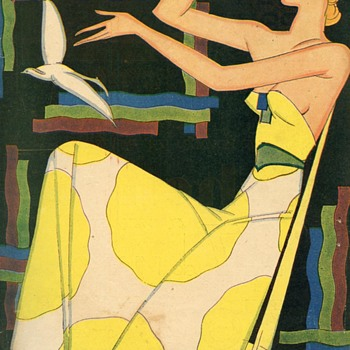 1930s Cuba Art Deco Cover Bohemia Magazine - Art Deco