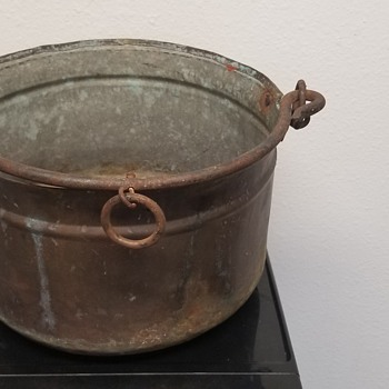 Old copper pail - Kitchen