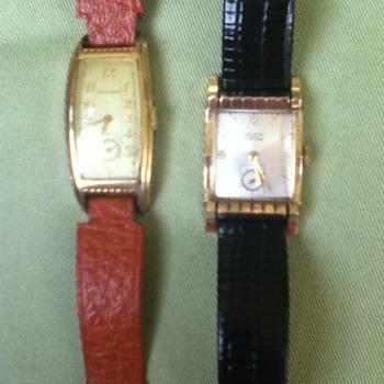 1930s & 1940s Gruen Watches