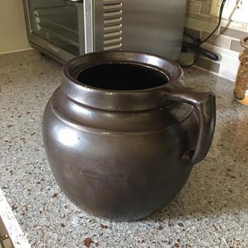 Bean Pot? - Pottery