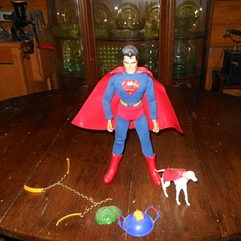 Captain Action Superman Disguise Ideal 1966 - Toys