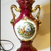 Old Lamp - Regal Looking - LusterWare