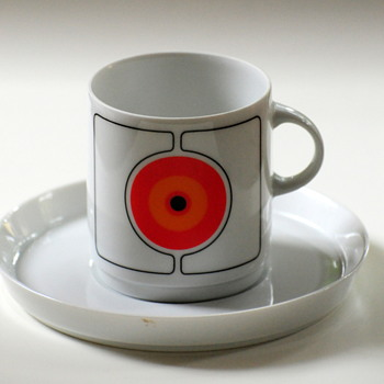 Rosenthal Thomas - ECLIPSE - 1970 - China and Dinnerware