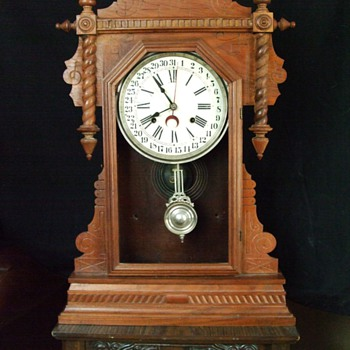 Buffalo Waterbury mantel clock
