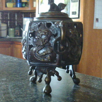 Incense Burner - Asian