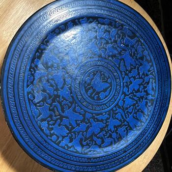 Large Olinala Tray - Folk Art