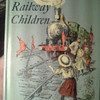 The Railway Children,by E. Nesbit, A Puffin Book, one of my favoutite old books.