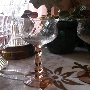 Looking for Help - Glassware