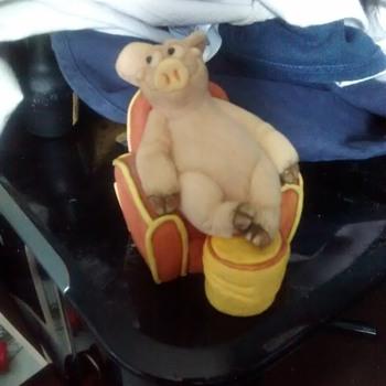 Piggin, Piggin Retired a 1998 mode in near factory fresh condition by David Corbridge