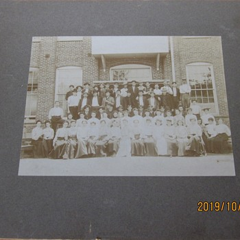 School Days CA 1900-1915. - Photographs