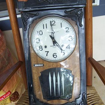 sam woo clock - Clocks