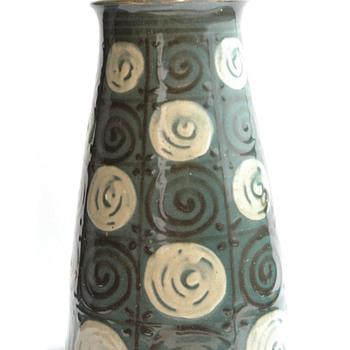 art deco vase by LEON ELCHINGER - Art Deco