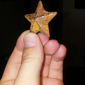 Civil War caltrops - Military and Wartime