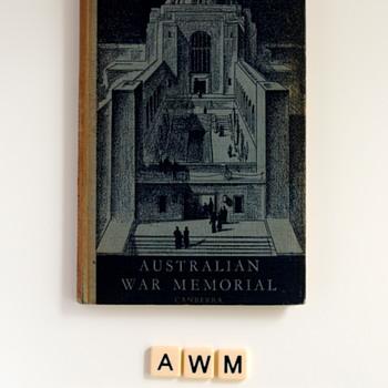 Australian War Memorial Guide Book. 1955