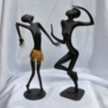 More of our Art deco items in our collection plus interior shots - Art Deco