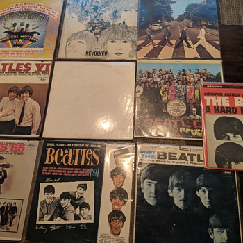 Major thrift store Beatles score $10 - Records