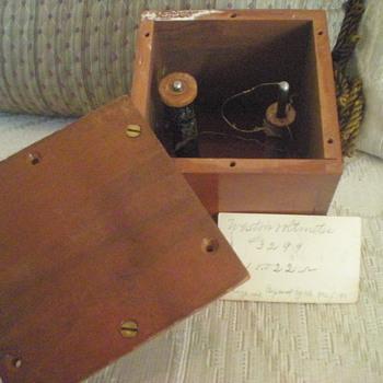 vintage weston voltmeter - Tools and Hardware