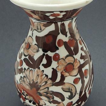 IKAROS Pottery - Rhodes, Greece - Small Vase - Pottery