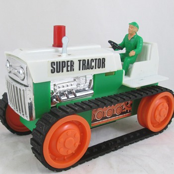 Sears Super Tractor - Model Cars