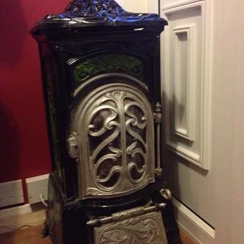 1919 French stove? - Kitchen