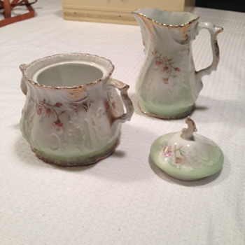 Cream and Sugar - China and Dinnerware