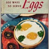 """1949 - Recipe Booklet """"Eggs"""""""