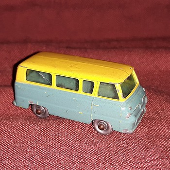 Major Minor Minature Matchbox Monday MB70 1959-1962 - Model Cars