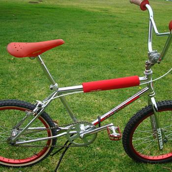 1979 REDLINE PROLINE bmx racing bike