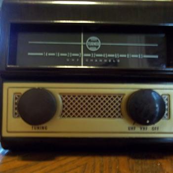Vintage Turner TV Tuner