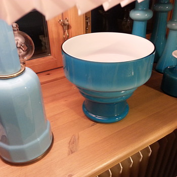 New member to our Carnaby vases from Holmegaard - Art Glass