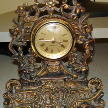 Please help me identify this clock from China - Clocks
