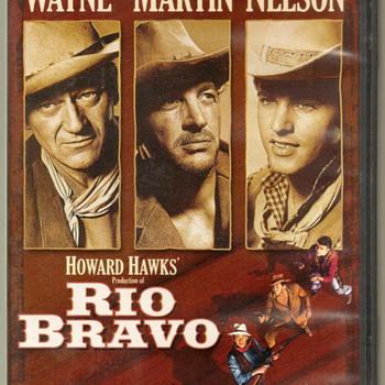 """""""Rio Bravo"""" DVD - John Wayne - Movies"""