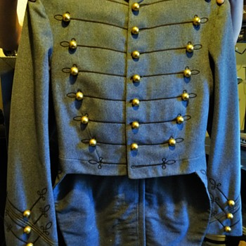 West Point Cadet Dress Uniform - Military and Wartime