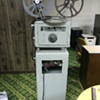 Bell and Howell 16 mm movie projector