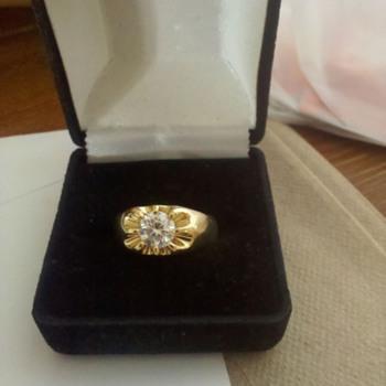 My diamond ring #2 - Fine Jewelry