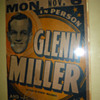 Glenn Miller Poster 1938