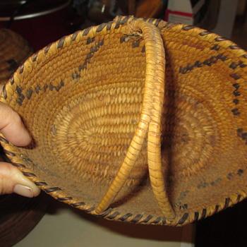Mom's Baskets 5 - Native American