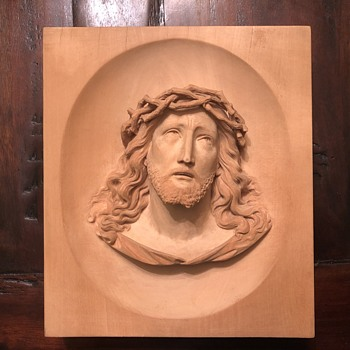 High Relief Carving - Fine Art