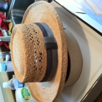 Stetson 59 Florenting straw hat...made in Italy? - Hats