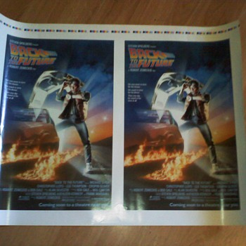 Awesome score today !! Back To The Future Foreverrrrrrr - Movies